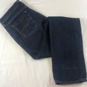 TOMMY HILFIGER ROME straight leg jeans